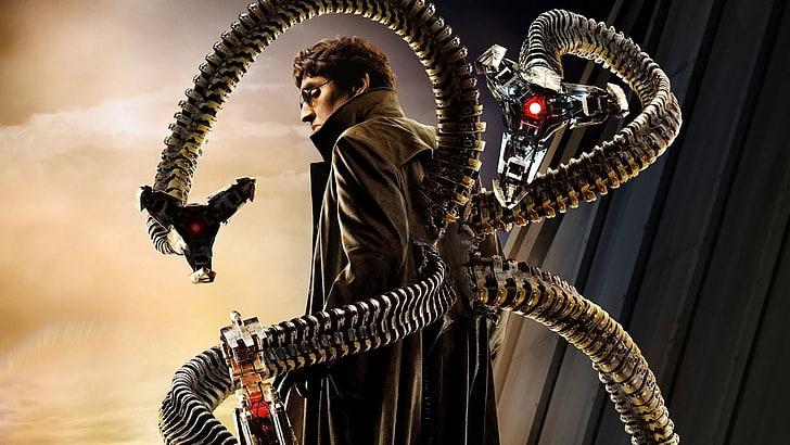 Alfred Molina habla del regreso de su Doctor Octopus en Spider-Man: No Way Home