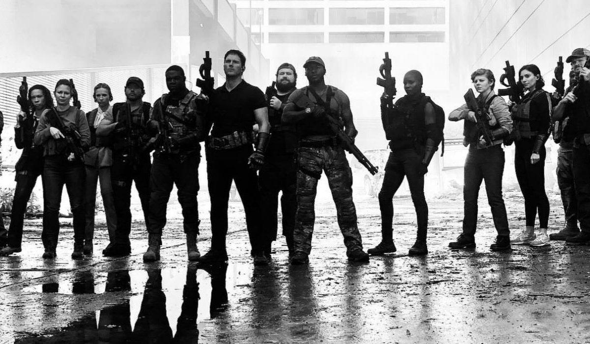 Chris Pratt protagoniza el primer adelanto de The Tomorrow War