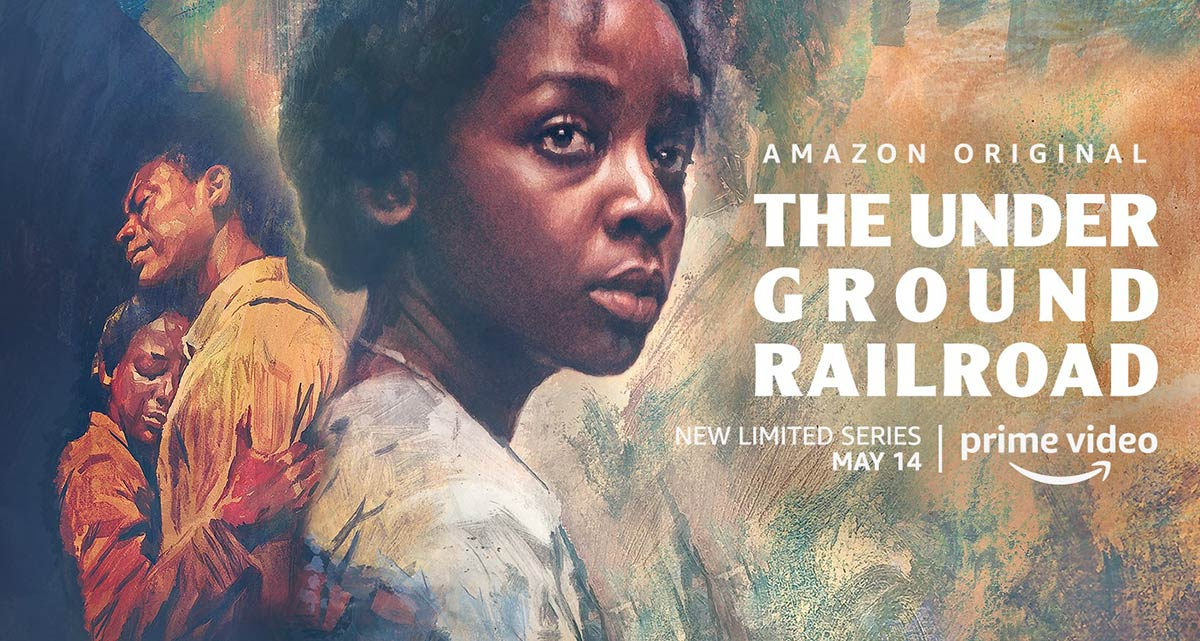 Amazon Prime Video revela el trailer de The Underground Railroad