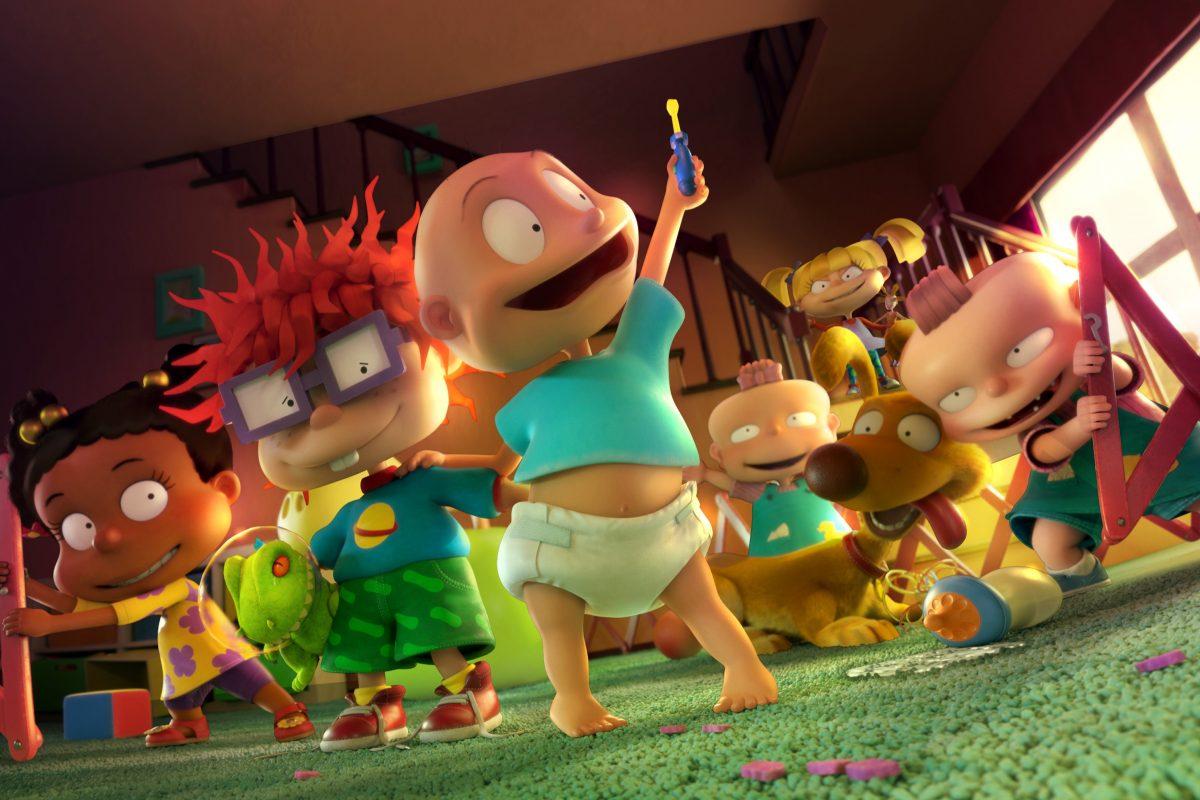 Rugrats estrena el trailer completo de su revival