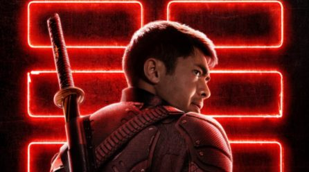 Snake Eyes estrena posters de sus personajes
