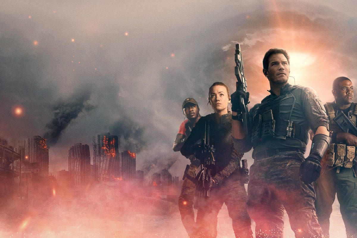 The Tomorrow War estrena su trailer final