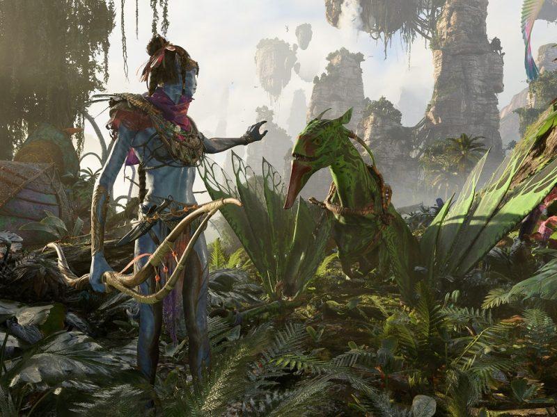 Avatar: Frontiers of Pandora estrena su trailer