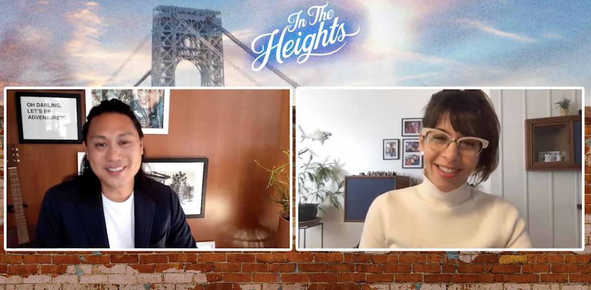 En El Barrio: El director Jon M. Chu nos habla sobre cómo fue filmar en Washington Heights