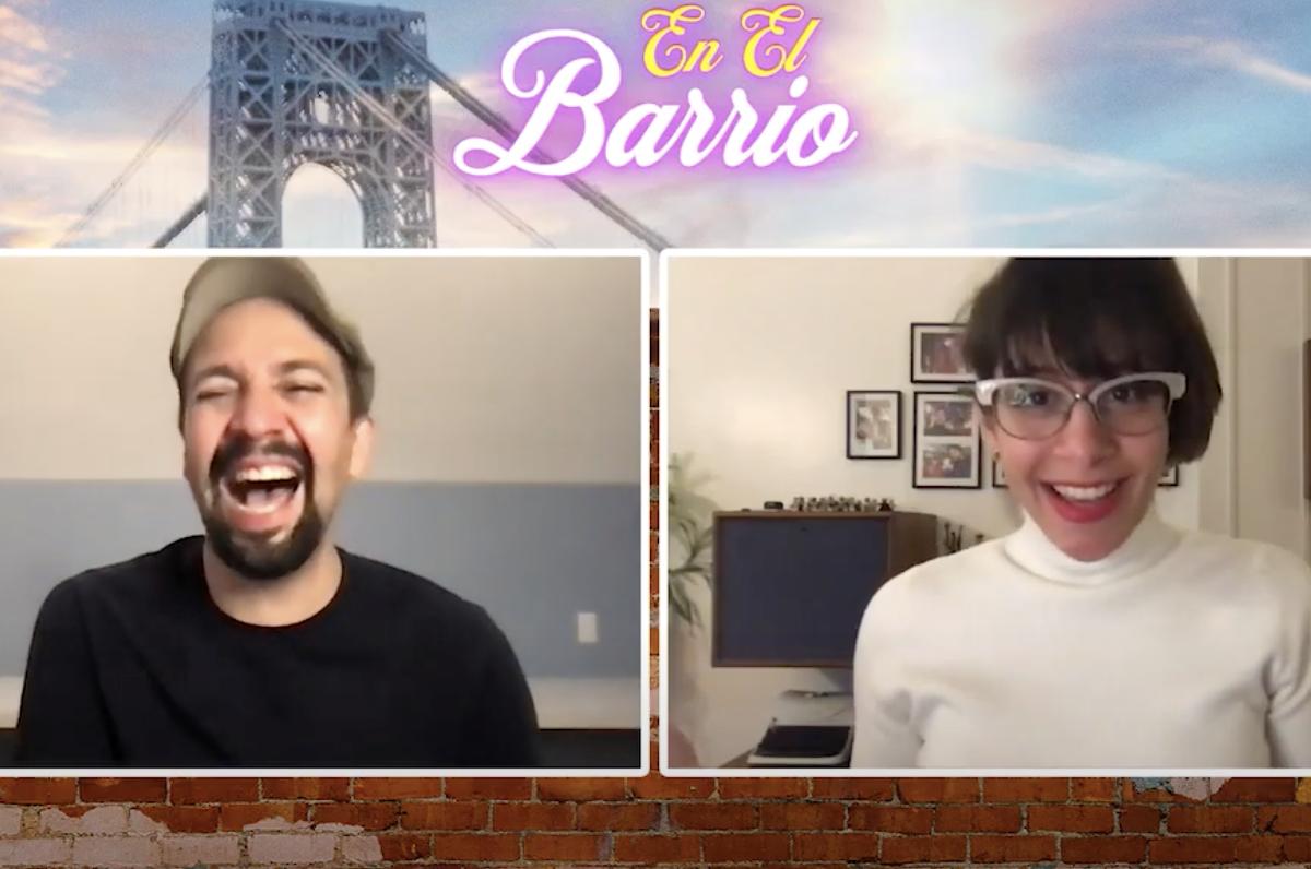 En El Barrio: Lin-Manuel Miranda nos habla sobre el musical, nuevos proyectos y sueños cumplidos
