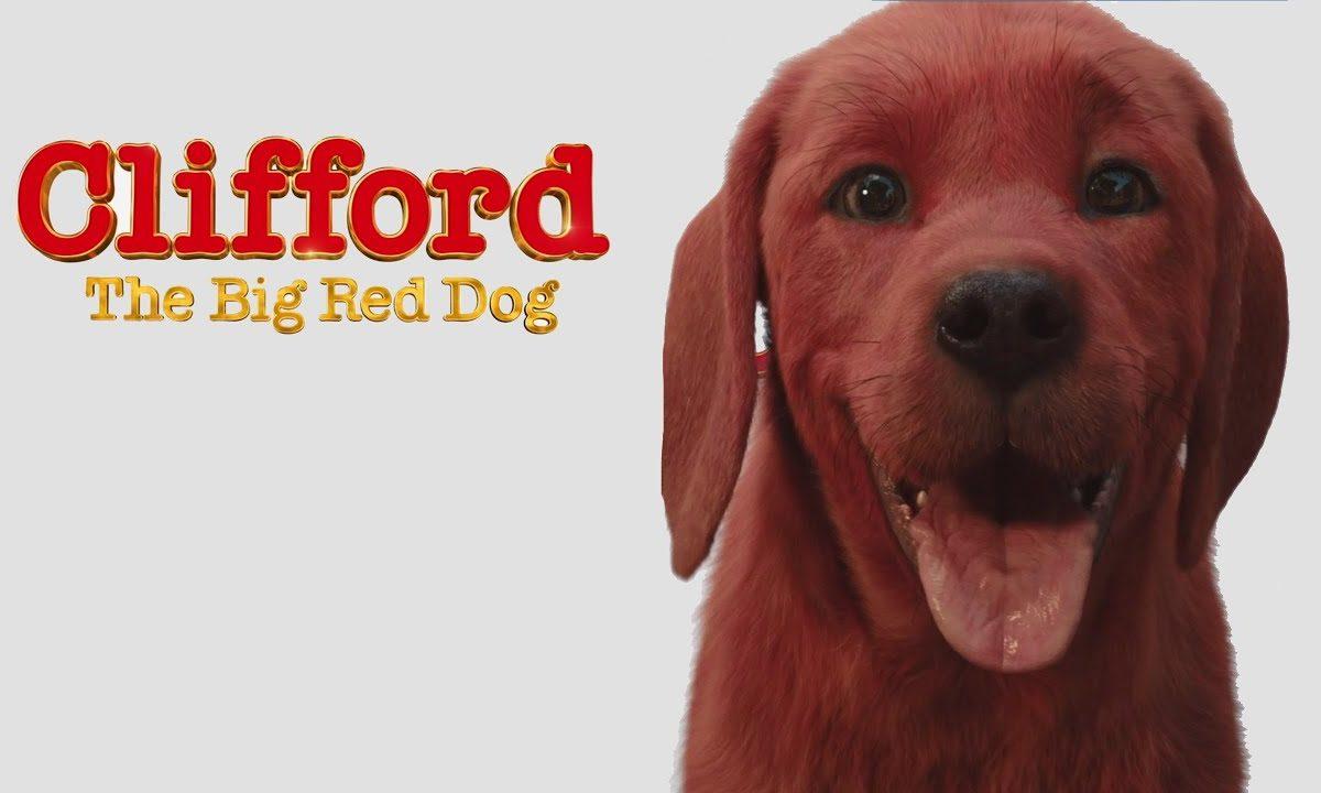Clifford the Big Red Dog estrena su trailer