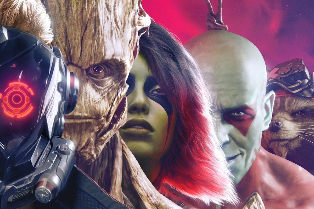 Guardians of the Galaxy estrenó el trailer de su videojuego