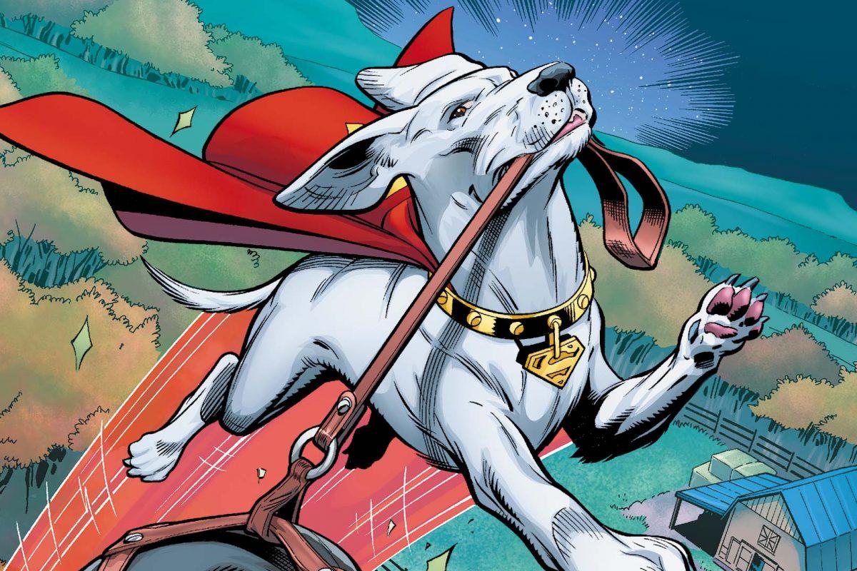 League of Super-Pets revela su elenco en el primer teaser