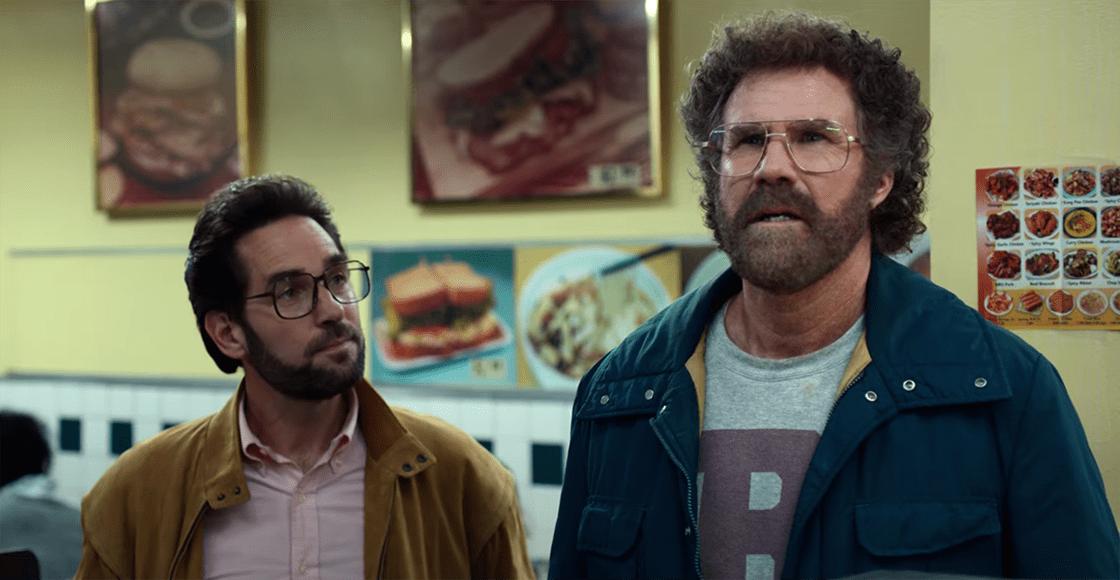 Paul Rudd y Will Ferrell protagonizan el teaser de The Shrink Next Door