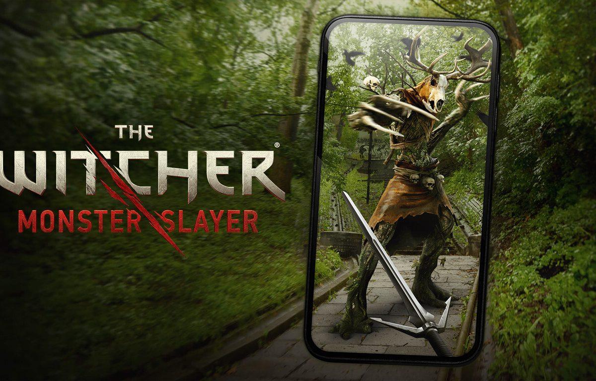 The Witcher tiene su Pokémon Go y se llama Monster Slayer