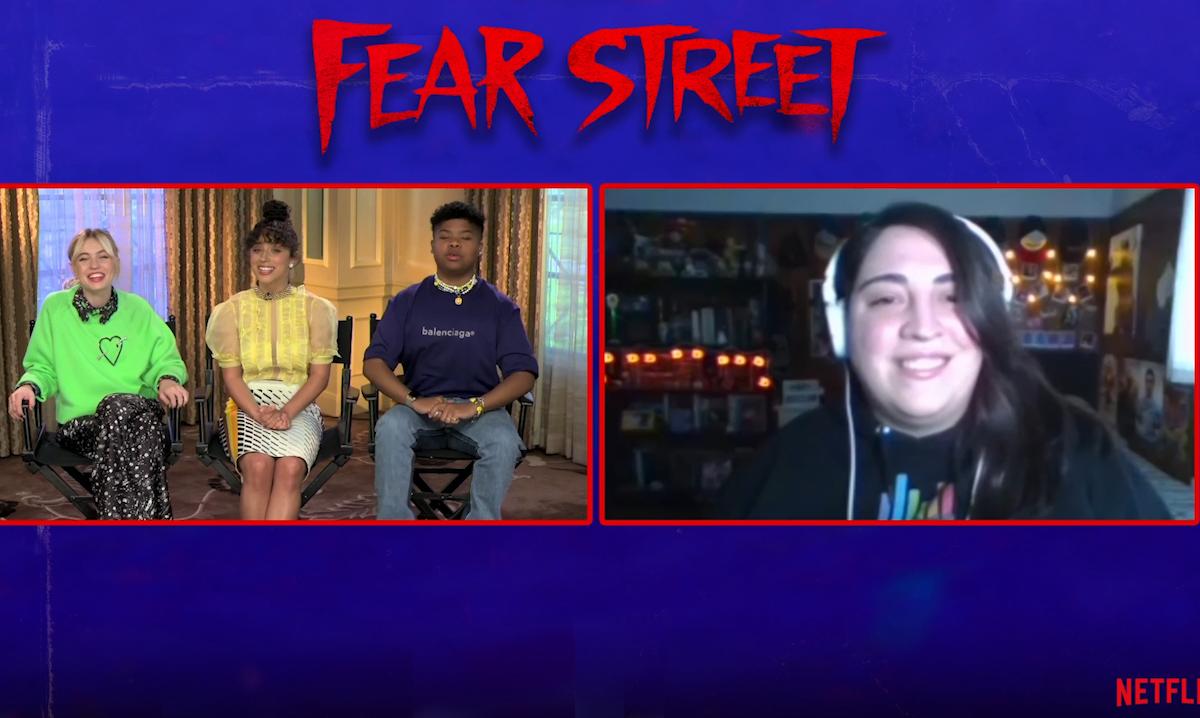 Fear Street: El cast elige a su villano favorito del cine de terror