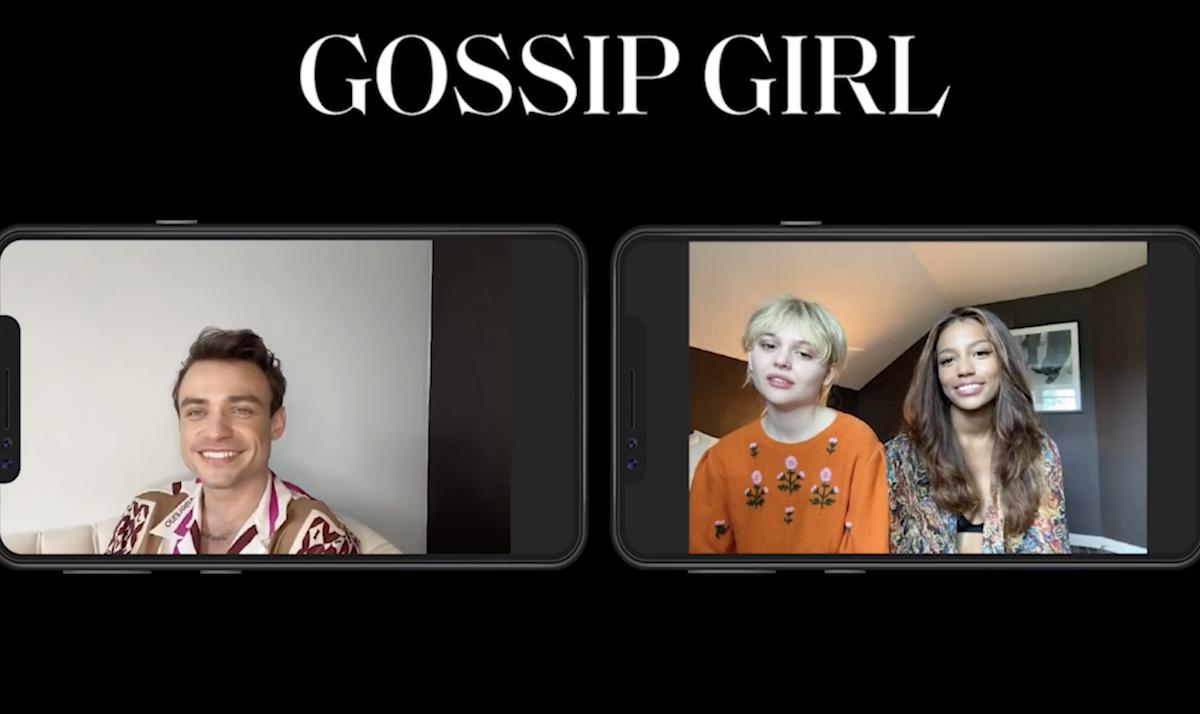 Gossip Girl: El cast nos habla sobre la primera audición, la influencia de la moda en la serie y más
