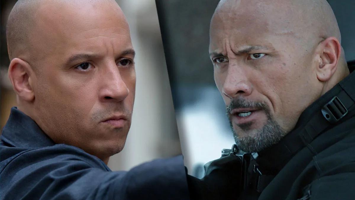 """Dwayne """"The Rock"""" Johnson no planea aparecer en las próximas Rápido y Furioso"""