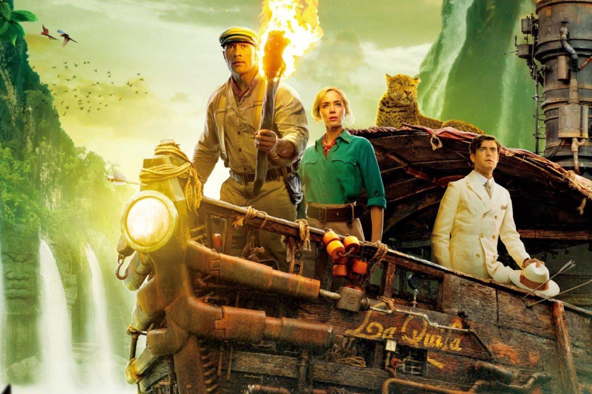 Jungle Cruise: Salen a la luz las primeras reacciones