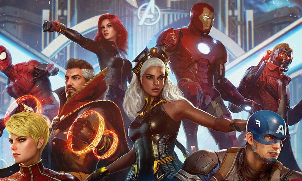 El RPG de mundo abierto Marvel Future Revolution ya tiene fecha de lanzamiento