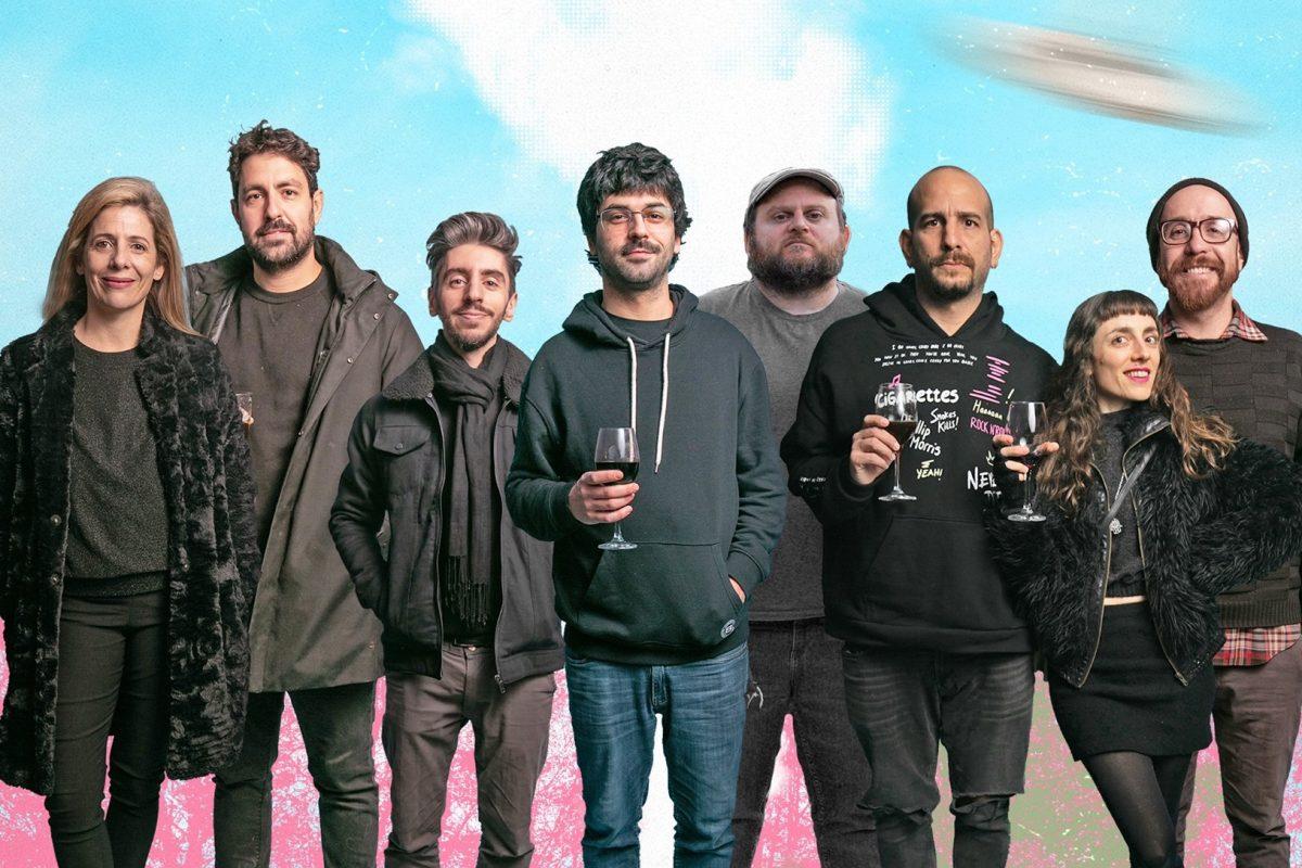 Parte De Una Religión: Hablamos con Alan  Sabbagh sobre la serie web argentina