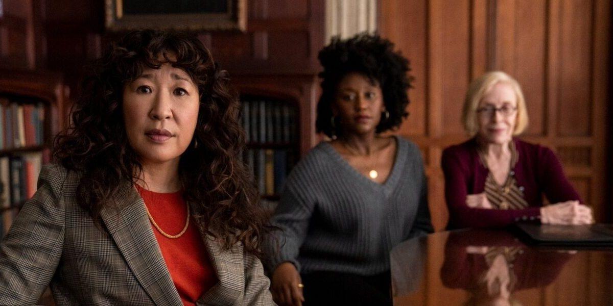 Sandra Oh protagoniza el trailer completo de The Chair