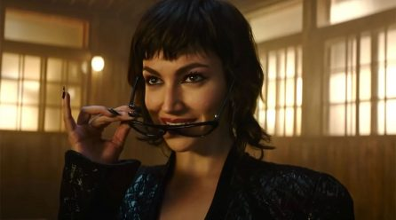 "Ursula Corberó: ""disfruté ser mi primera villana"" en G.I. Joe: Snake Eyes"