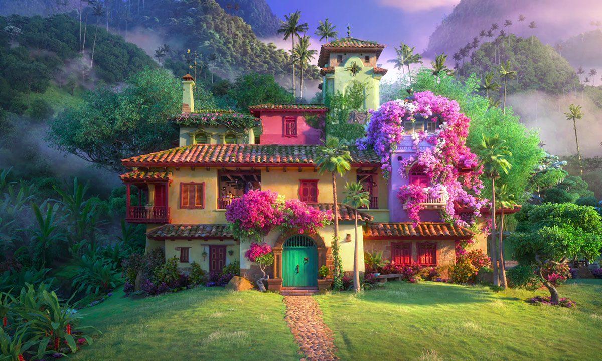 Disney revela el primer trailer de Encanto