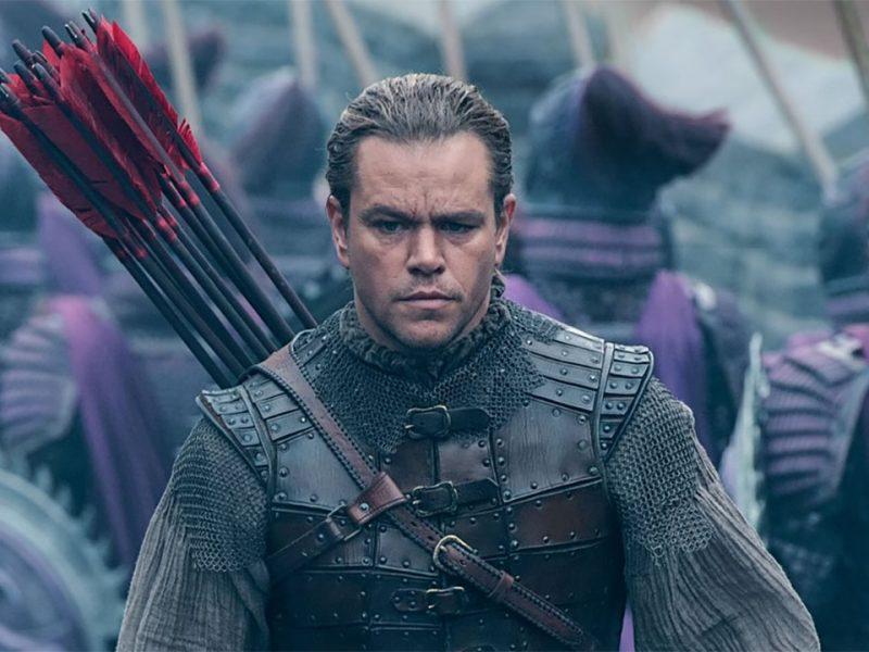 Matt Damon habla de todo: Jack Nicholson, El Último Duelo y su peor película