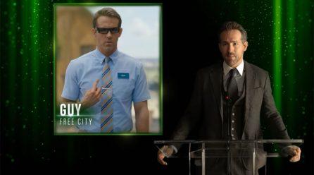 Ryan Reynolds y Xbox se unen para una campaña promocional de Free Guy