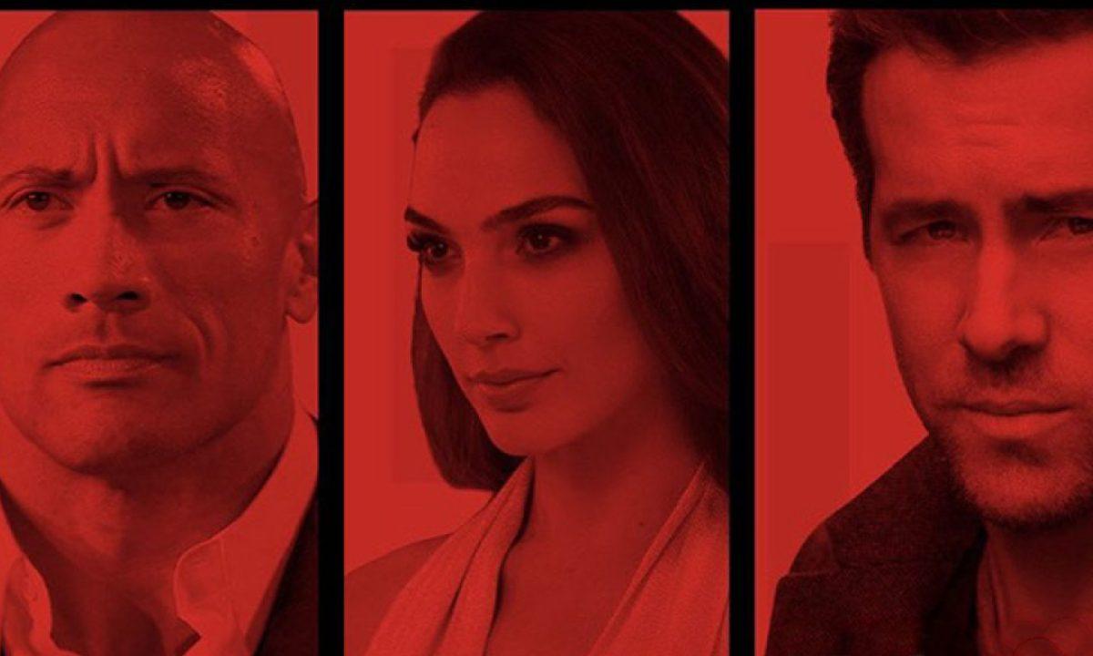 The Rock, Gadot, Reynolds: Alerta Roja se estrena en noviembre