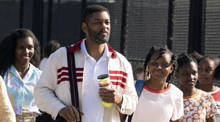Will Smith es el padre de Venus y Serena Williams en el trailer de King Richard