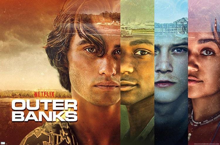 Outer Banks revela el trailer completo de su segunda temporada