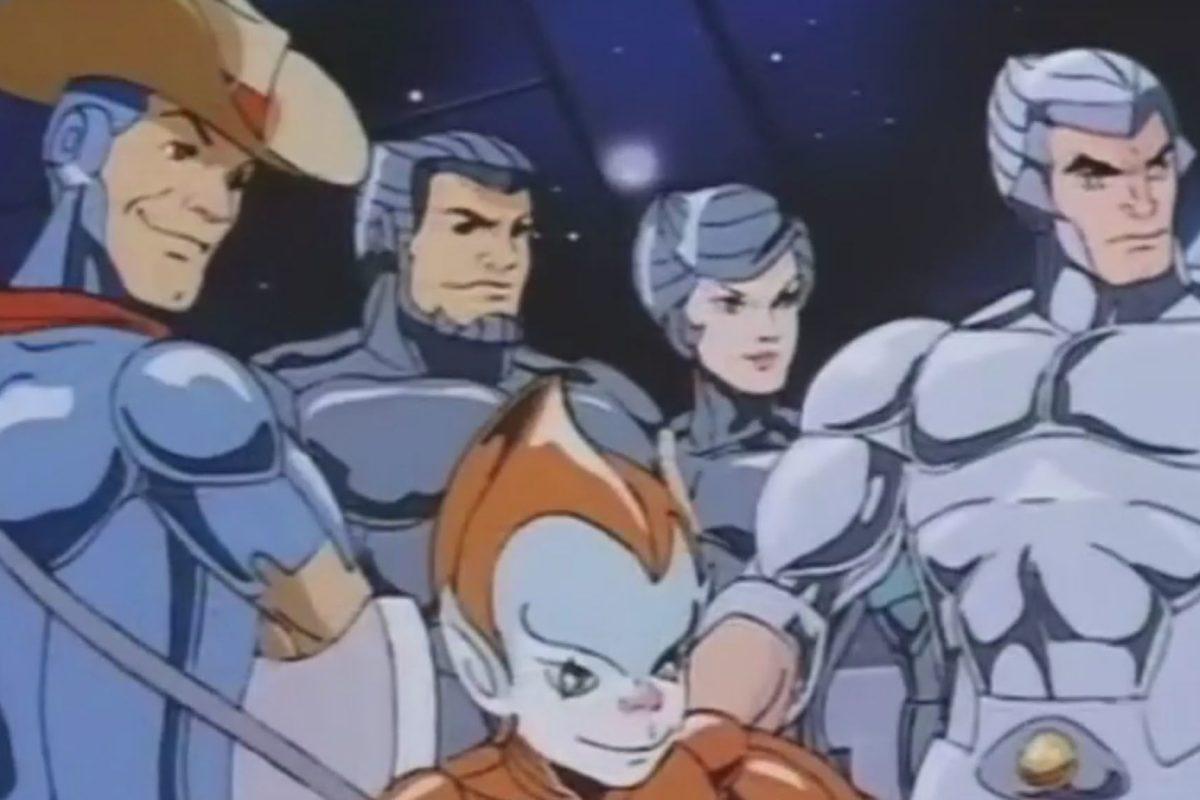 SilverHawks: Los Halcones Galacticos anuncian su regreso