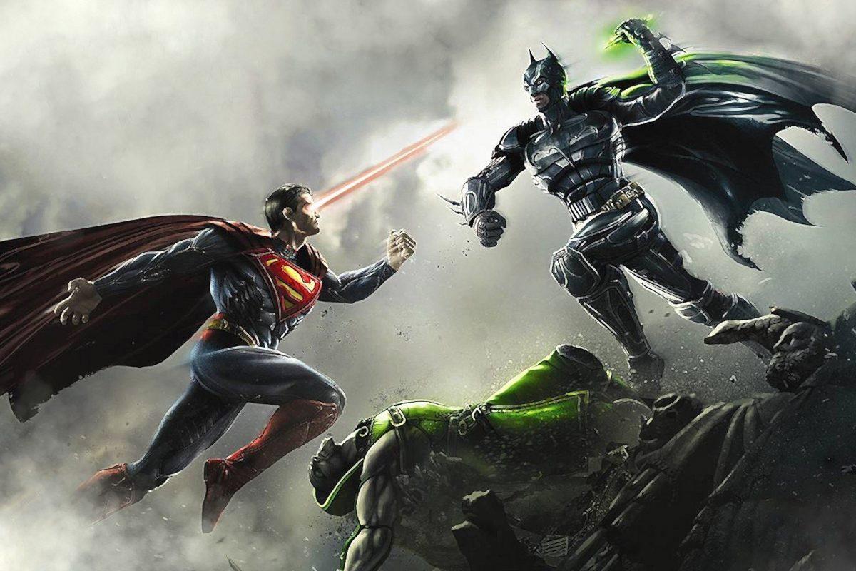 DC revela el elenco de su película animada de Injustice