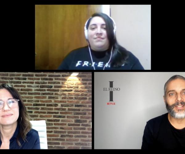 El Reino: Hablamos con Nancy Dupláa, Joaquín Furriel, Marcelo Piñeyro y Claudia Piñeyro