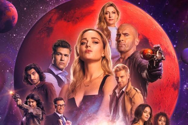 Legends of Tomorrow: Teaser de la séptima temporada