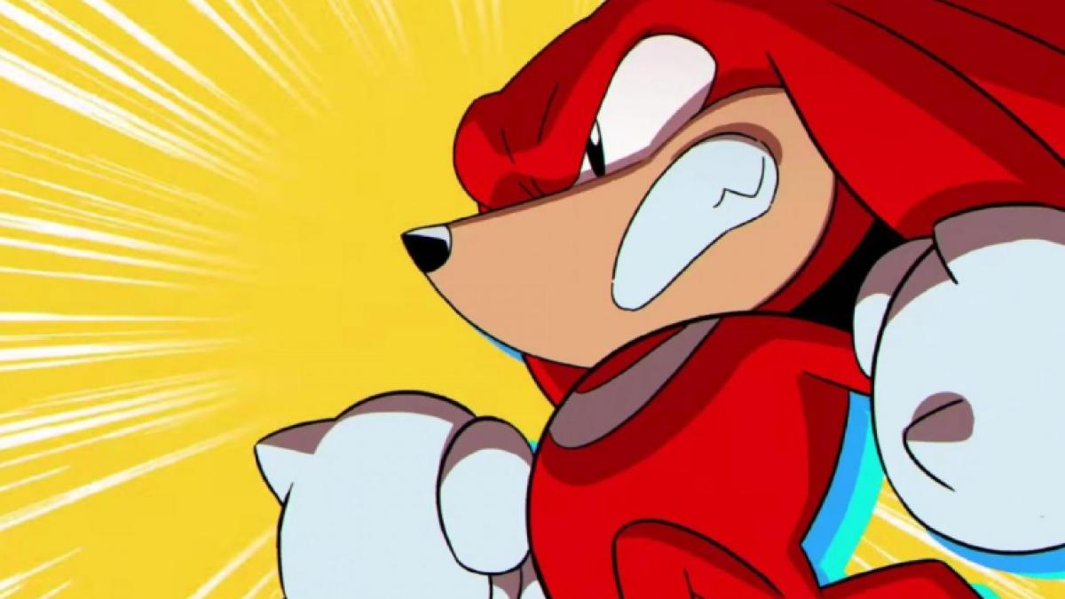 Sonic 2 confirma a su Knuckles