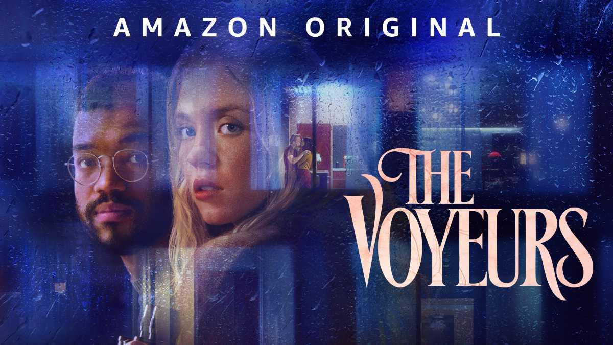 Sydney Sweeney y Justice Smith protagonizan el trailer de The Voyeurs