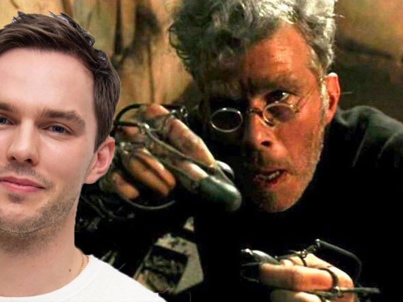 Nicholas Hoult se suma a Renfield, la peli de Drácula del creador de The Walking Dead