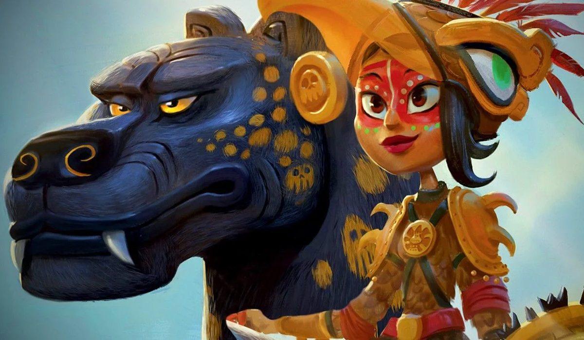 Maya y los Tres: Netflix confirma la fecha de estreno con adelanto exclusivo