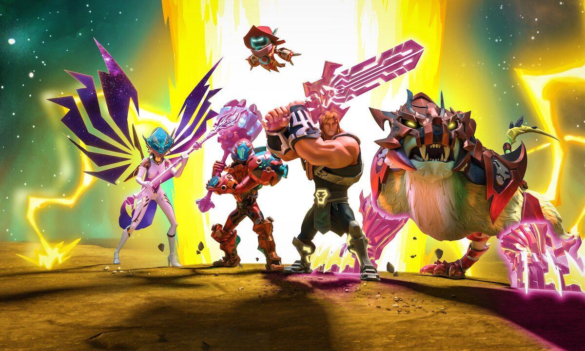 La nueva serie CGI de He-Man presenta la transformación del Príncipe Adam