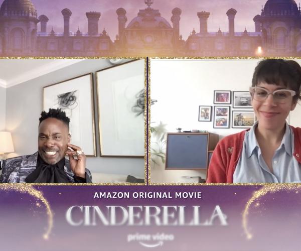 Cenicienta: Billy Porter nos cuenta por qué la magia no tiene género en esta nueva versión