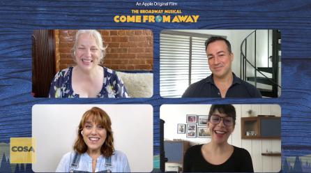 Come From Away: Hablamos con el director y el cast del musical a 20 años del atentado a las torres gemelas