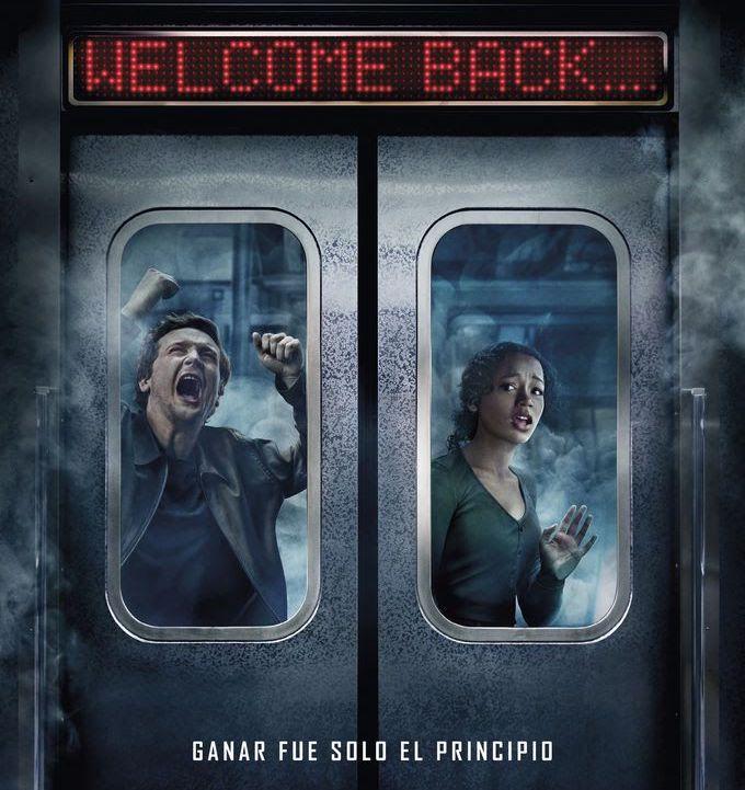 Escape Room 2: Reto Mortal: Entrevistas al  director Adam Robitel y a su protagonista Taylor Russell
