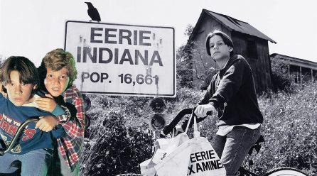 La serie de culto Eerie Indiana cumple 30 años y entrevistamos a su estrella Justin Shenkarow