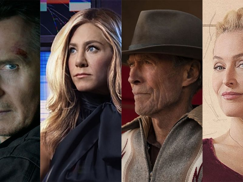 ¿Qué veo este finde? Clint Eastwood, Liam Neeson, Jennifer Aniston, He-Man y más