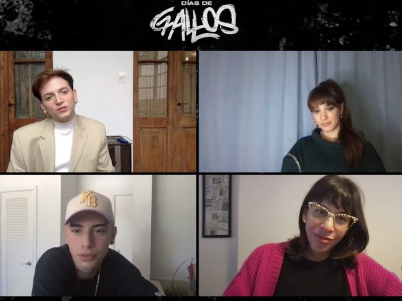Días De Gallos: Primeras veces y consejos de actuación con Ángela Torres, Ecko y Tomás Wicz