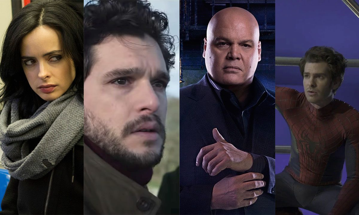 Marveleaks 03 / Kingpin en Hawkeye, Andrew Garfield, Jessica Jones y más