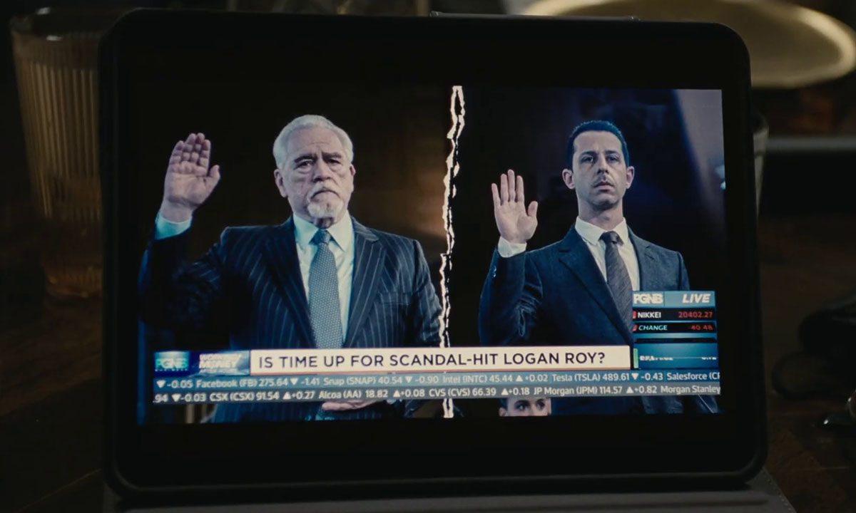 Succession presenta a Adrien Brody y Alexander Skarsgard en el tráiler de la tercera temporada