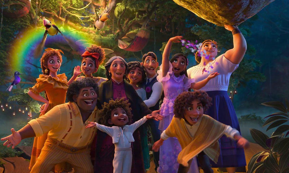Encanto – nuevo tráiler de la película animada de Disney ambientada en Colombia