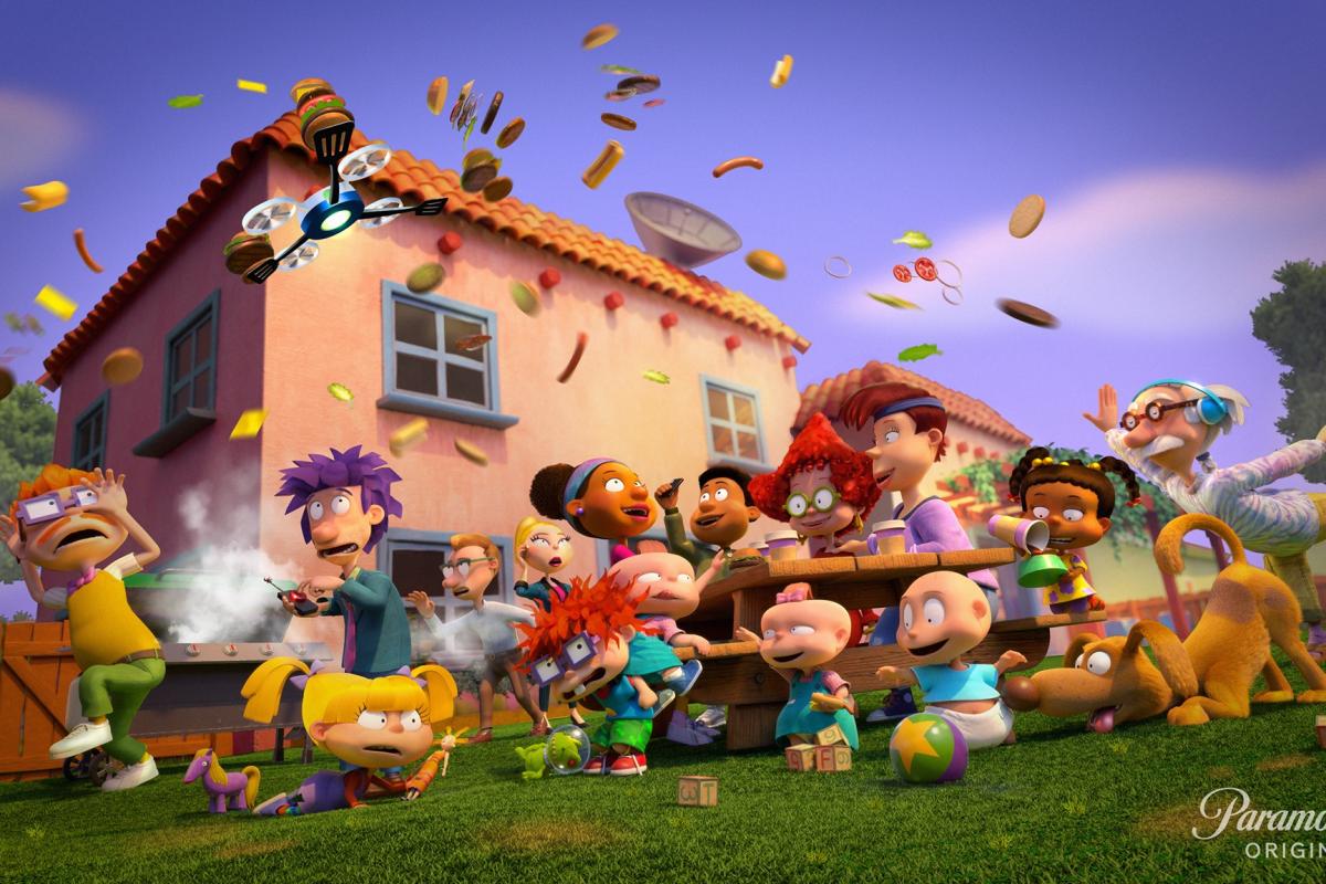 Rugrats: Hablamos con Lili Barba, Patricia Acevedo y Laura Torres