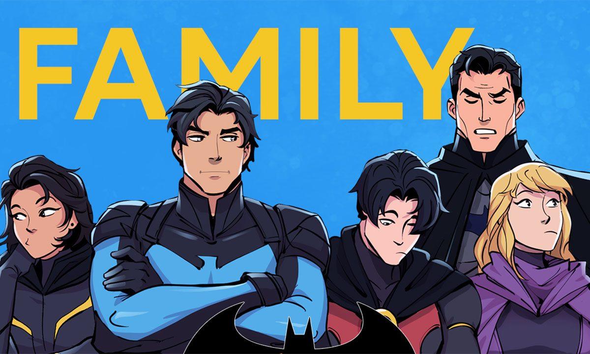 DC Comics y Webtoon colaboran en un cómic gratuito de Batman que se puede leer en castellano