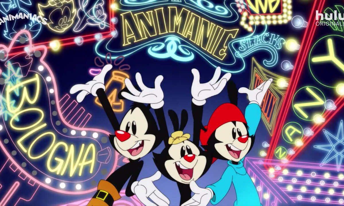 Animaniacs: Trailer completo de la segunda temporada