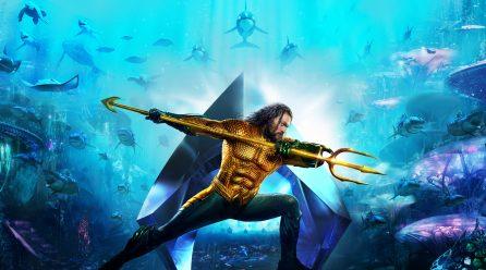 DC FanDome: Aquaman nos lleva al detrás de escenas de su secuela